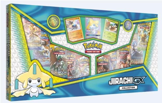 Pokemon TCG: Jirachi GX Collection Box ($20 @ Walmart)