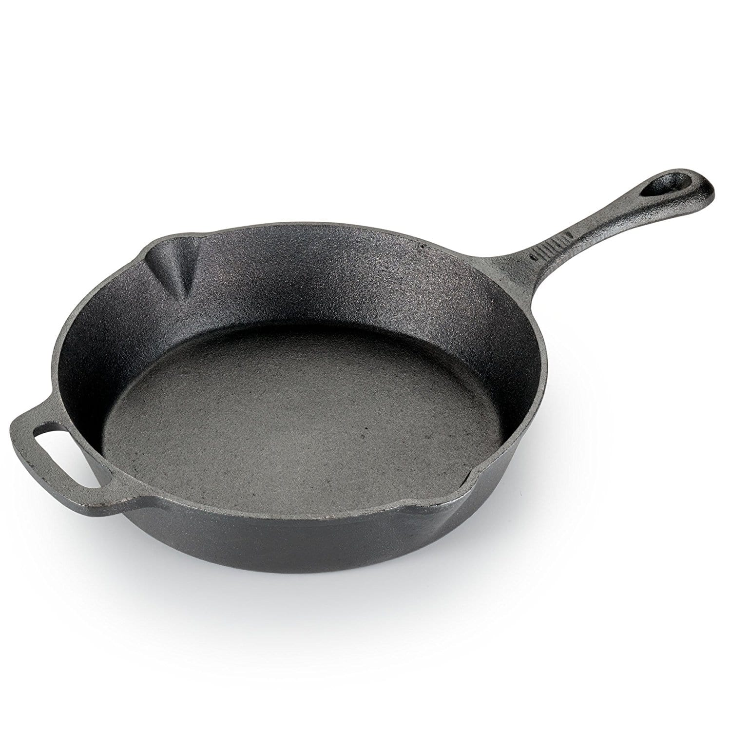 """T-fal Nonstick Durable Cast Iron Skillet / Fry pan , 10.25"""" at Amazon $14"""
