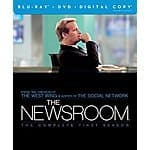 The Newsroom: Season 1 (Blu-ray/DVD Combo + Digital Copy) $16.99