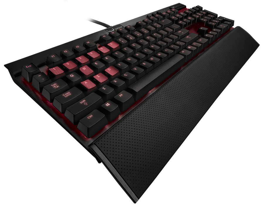Corsair Gaming K70 Mechanical Keyboard - Cherry MX Red Switches $84.99 after coupon @ Corsair