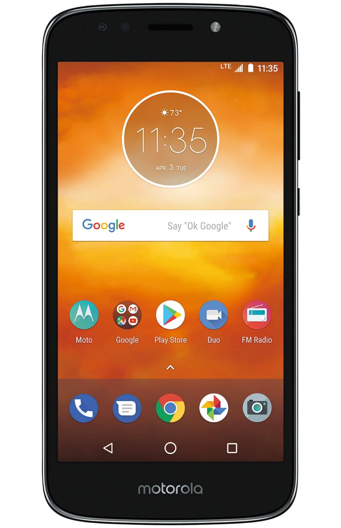 Boost Mobile Moto E5 Play pre-paid phone $59.00 (or less) at Walmart YMMV