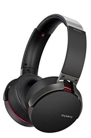 Sony XB950B1 Wireless Headphones $88