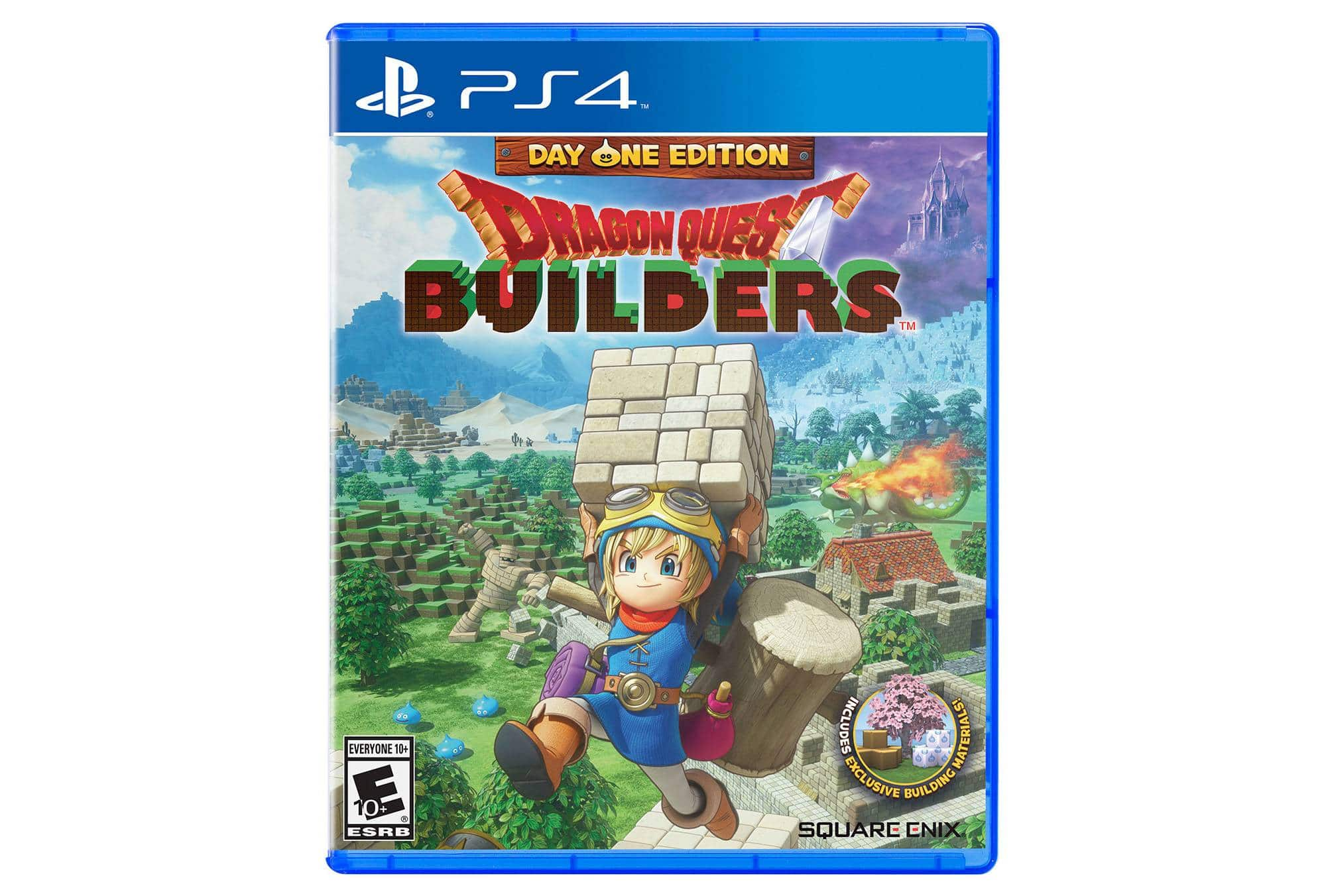 PS4 Dragon Quest Heroes 2 | Dragon Quest Builders $21.24 at Target