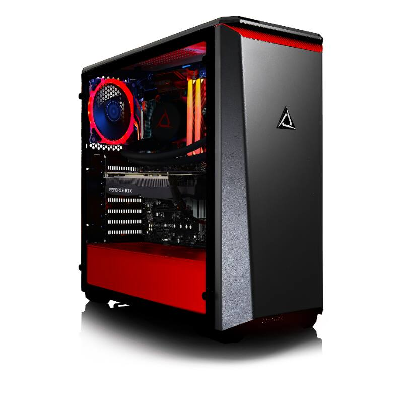 CLX SET INTEL CORE I9 9900KF, 16GB 3000MHz, RTX 2080 SUPER, 1 TB SSD NVME, GENIUNE WINDOWS 10 HOME $1799