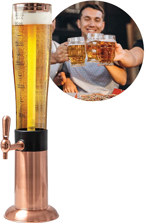 Refinery Beer Tower Drink Dispenser $44.99