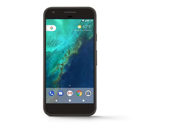 Google Pixel 128GB Unlocked Black Refurbished on sellout.woot!