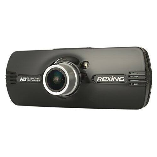 """Rexing F9 2.7"""" LCD 1080p Wide Angle Dash Cam $59.49 + Free Shipping at Amazon"""