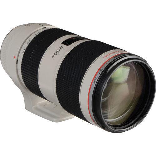 Canon EF 70-200mm f/2.8L IS II USM Lens for Canon $1489 via eBay