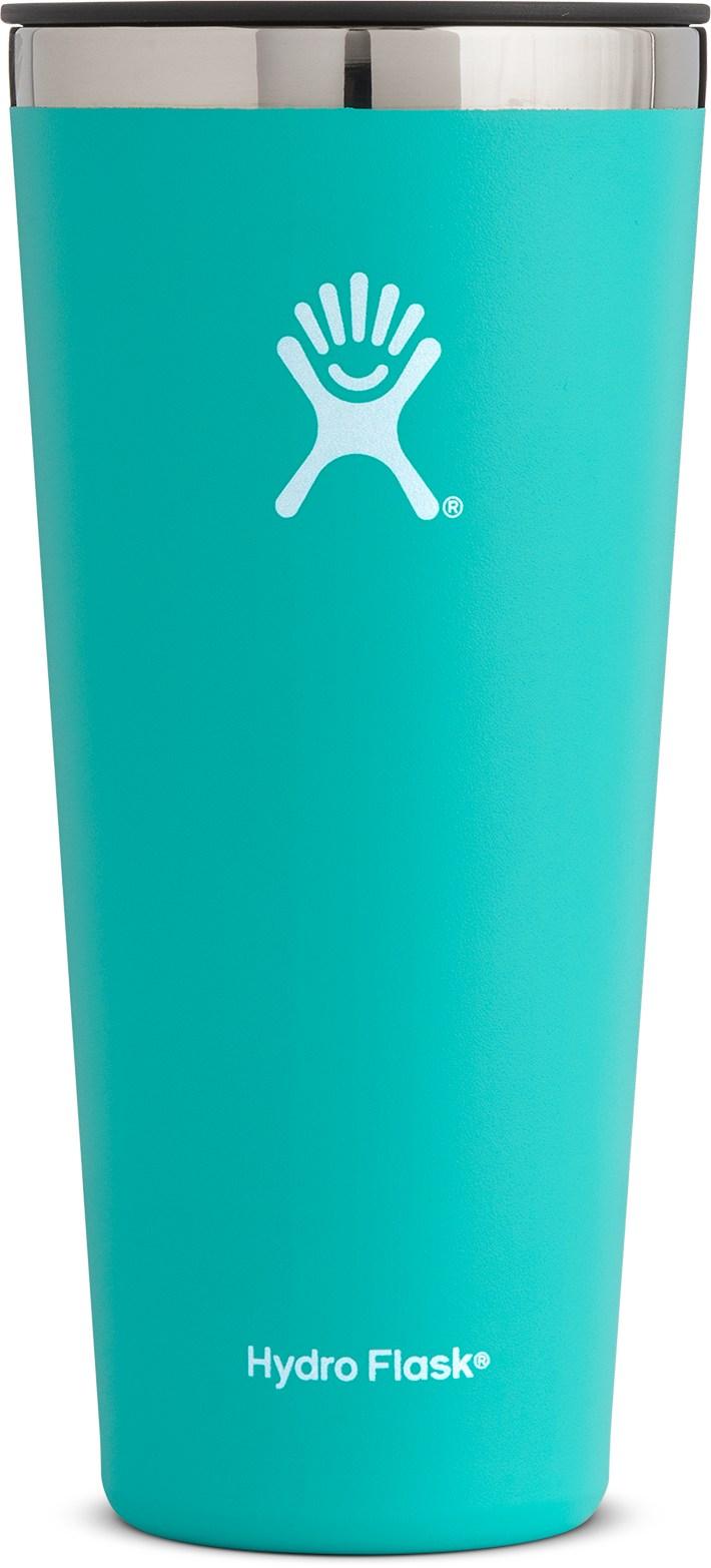 Hydro Flask Vacuum Tumbler - 32 fl. oz Red or Mint $17.79