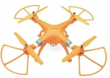 Syma X8C Venture with 2MP  Wide Angle Camera 2.4G 4CH RC Quadcopter $46.49 Shipped (US warehouse)