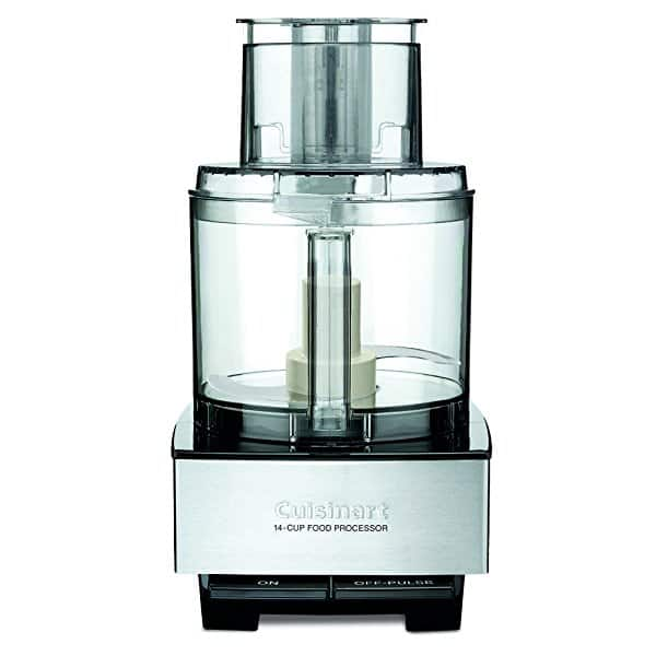 Cuisinart DFP-14BCNY 14-Cup Food Processor, Brushed Stainless Steel $108 FS