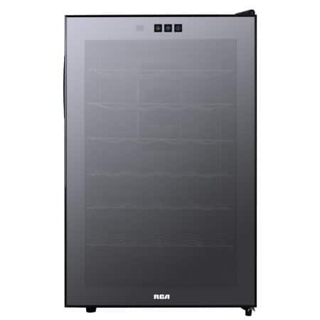 walmart RCA, 28 Bottle Thermoelectric Wine Cooler (RFRW284H) $82.50 + free shipping