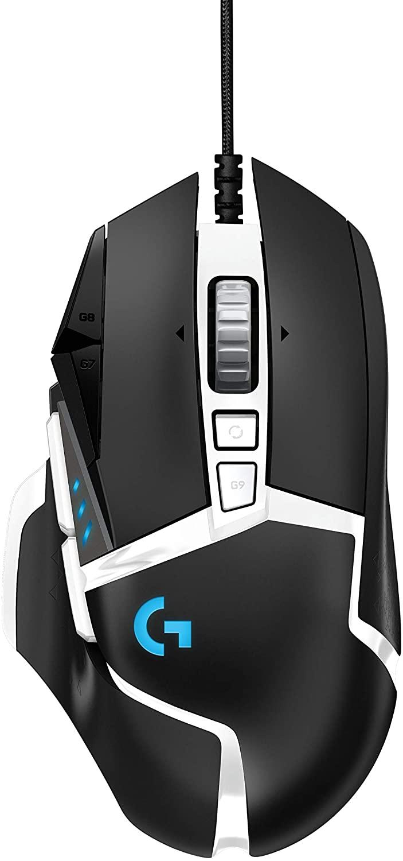 Amazon.com: Logitech G502 SE Hero  RGB Gaming Mouse $34.99
