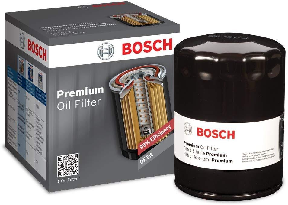 Bosch 3323 Premium FILTECH Oil Filter $2.81