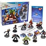 Wii U PS4 Disney Infinity 2.0 Marvel Starter Pack Bundle + 6 Extra Figures - $49.96 @ Walmart Free In-Store Pickup
