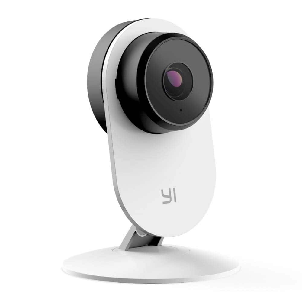 YI Smart Home Camera 3 w/ 6-Month Cloud Service, AI-Powered 1080p 2.4G Wi-Fi Indoor Security Camera for $19.99+FS