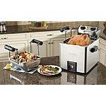 Waring Pro Rotisserie Turkey Fryer/Steamer - $133 w/FS