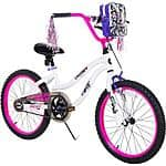 "20"" Next Girls' Girl Talk Bike, White - $31.58 w/Free store pick up @ Wal-mart"