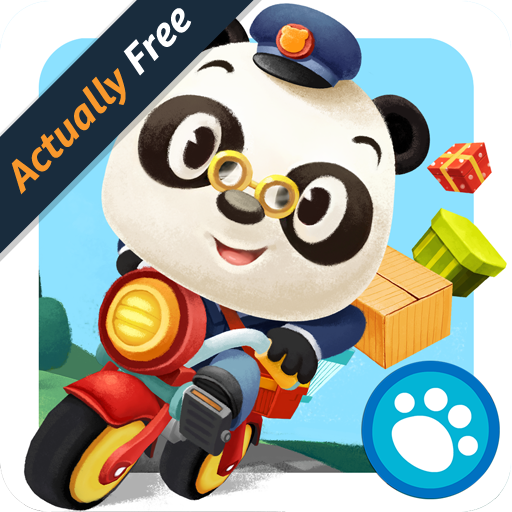 Dr. Panda's Mailman - FREE ($3.99 @ playstore) @ Amazon App store