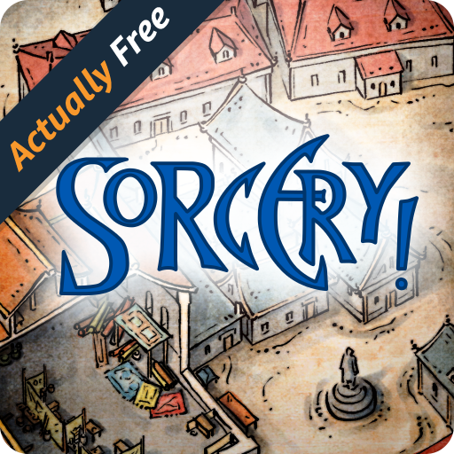 Sorcery! 2 or Sorcery -  Free @Amazon App store ($5 @ Playstore)