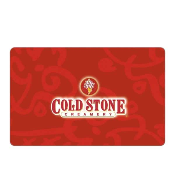 Get a $25 Cold Stone Creamery Gift Card for only $20 - Email delivery and more ($50 KMART Gift Card - $44)