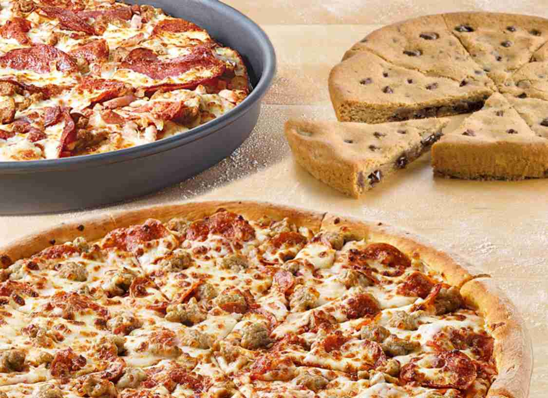 Buy any Papa Johns pizza at regular menu price get one free