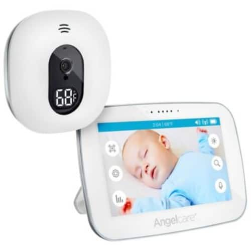 """Angelcare® AC510 5.0"""" Touchscreen Video and Sound Monitor, 89.99 + Free shipping."""