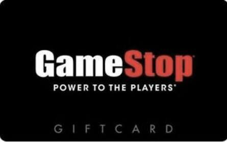 Live now: $60 Gamestop Gift Card For $50 - Email delivery - Paypal Digital Gifts