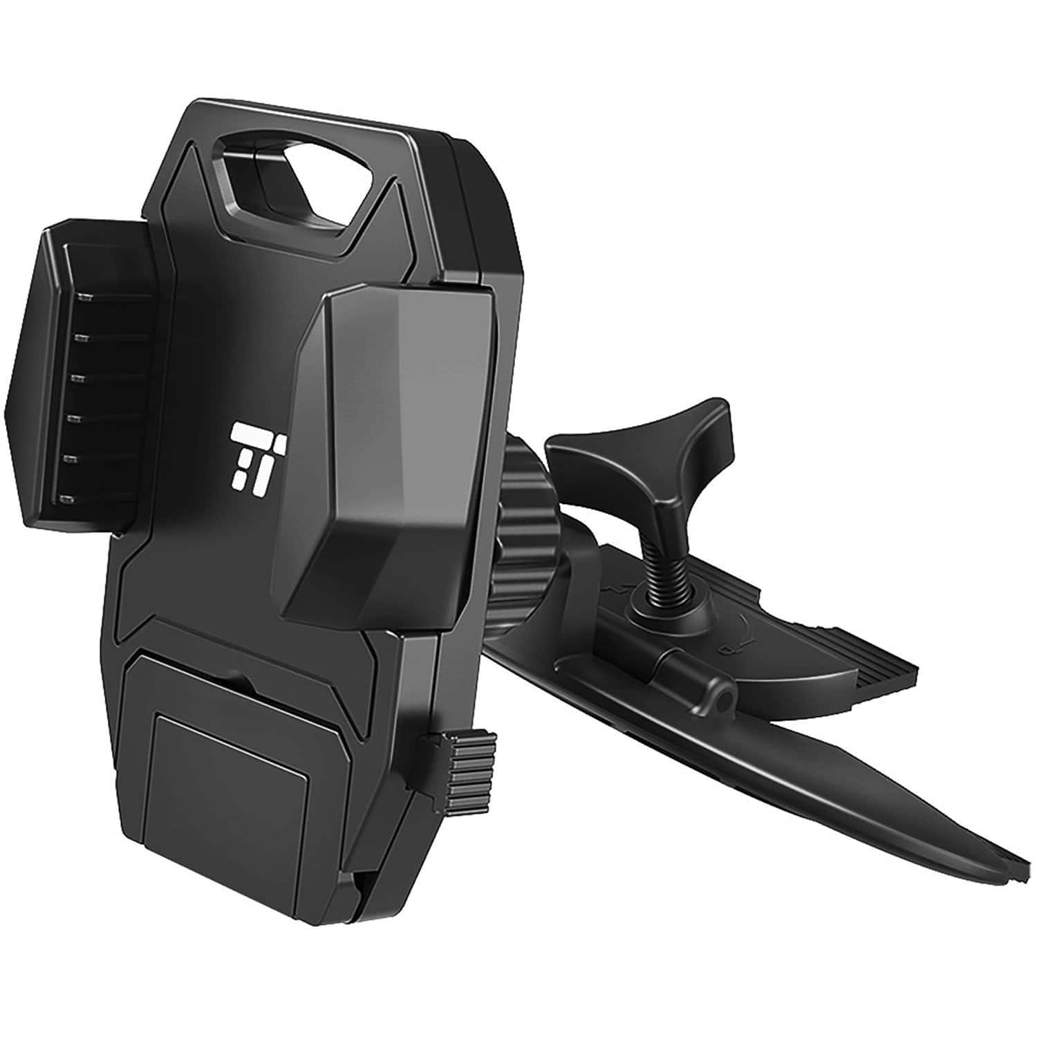 Car Phone Mount for CD Player Slot, TaoTronics Phone Holder for $4.40