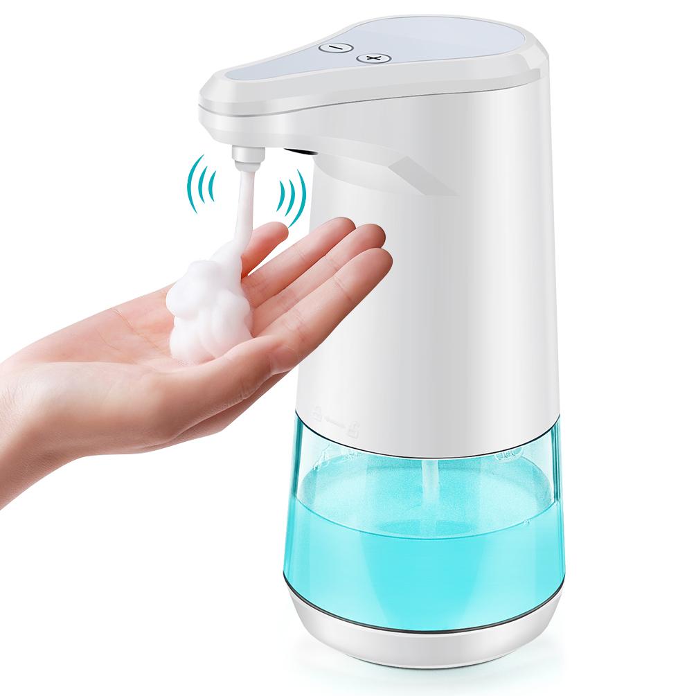 Foaming Automatic Soap Dispenser, Hands free Automatic Foam Soap Dispenser for Bathroom & Kitchen for $28.99+FS