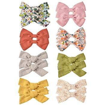 16 PCS Baby Girls Hair Bows Clips Hair Barrettes Accessory only $7.47+FS