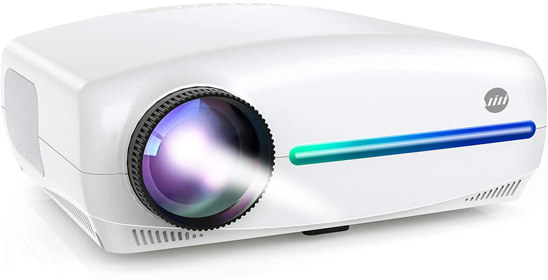 "VIVIMAGE Explore 3 Native 1080P Projector, FHD 7500L Movies Projector 300"" for Home Theatre 60Hz Compatible TV Stick/2 HDMI/VGA/Smartphone/PC/TV Box/PS5 $144 + Free Shipping"