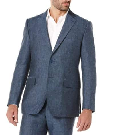 Cubavera Extra 30% off Sale: Linen Suit Jacket & More from $17.49