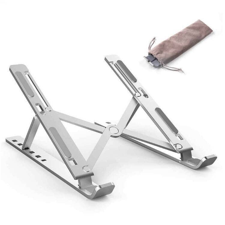 Portable Aluminum Alloy Foldable Laptop Stand Tablet Stand $9.99 + Free Shipping