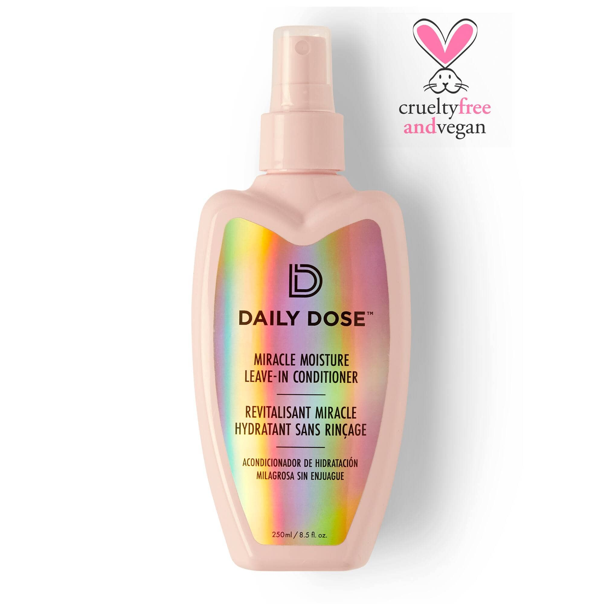Daily Dose Leave-In Hair Conditioner (Stackable) $11.39 + FS w/ Prime or Orders $25+