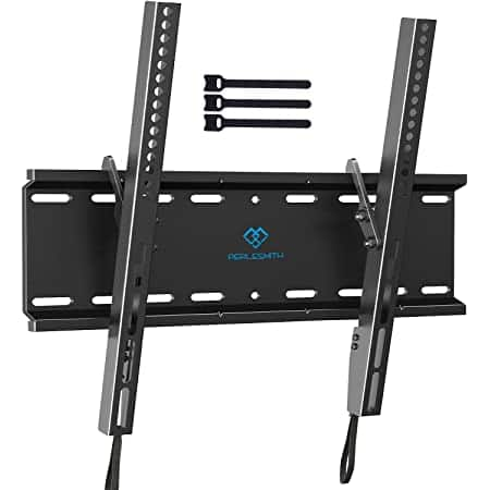 """PERLESMITH Tilting TV Wall Mount for 23""""-55"""" Inch TVs up to 115lbs $9.99 + Free Shipping w/ Prime or Orders $25+"""