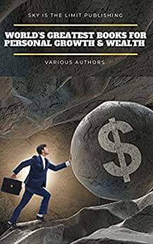 World's Greatest Books For Personal Growth & Wealth (Personal Development Kindle Ebooks) @ Amazon - $1