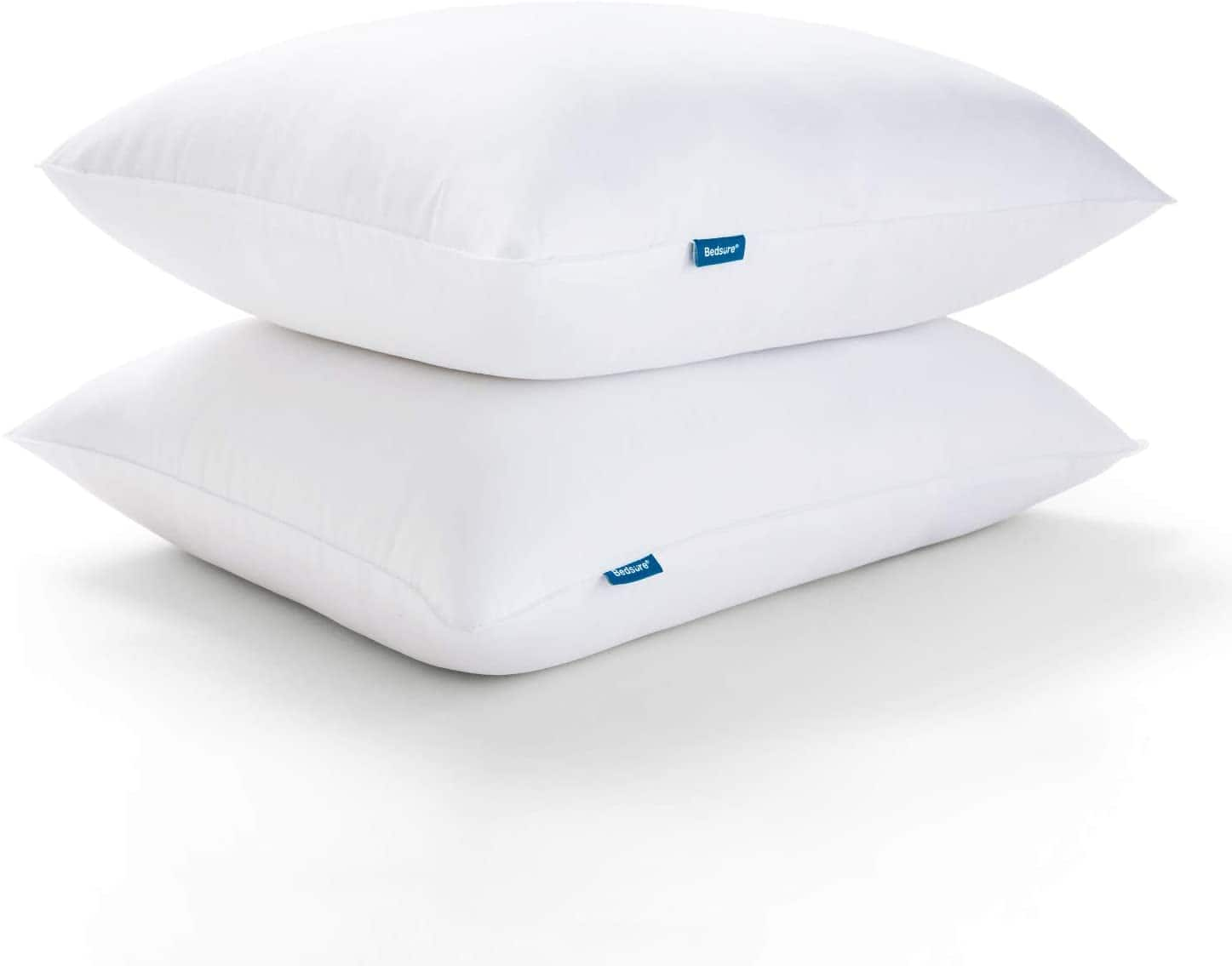 Premium Down Alternative Pillows for Sleeping from $20.99 + Free Shipping