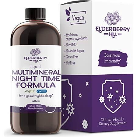 Liquid Multivitamin Nighttime Formula $25.37 + Free Shipping