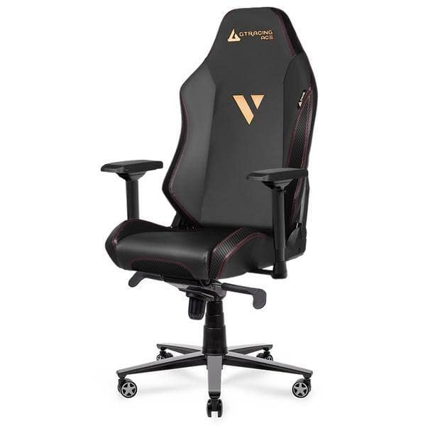 GTRACING ACE-M1-BLACK Gaming Chair with 4D armrest for $199.99 + Free Shipping