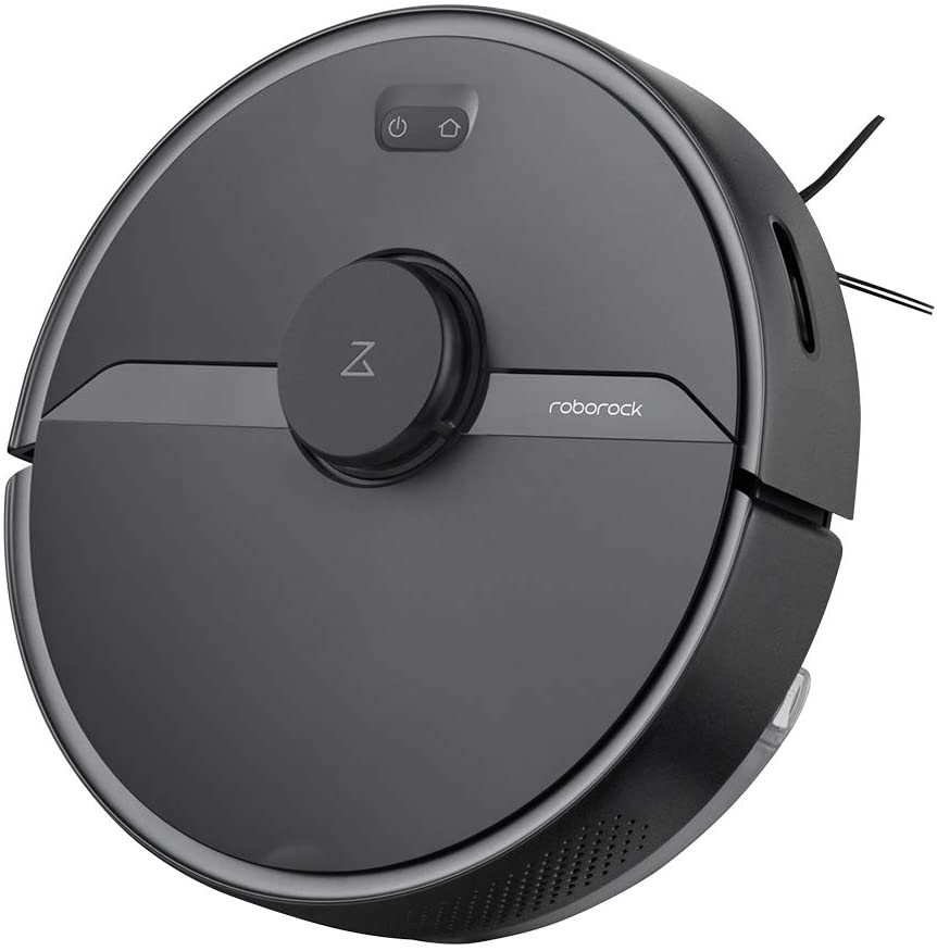 Roborock S6 Pure Robot Vacuum and Mop with Multi-Floor Mapping $359.99 + Free Shipping