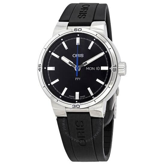 ORIS Williams F1 Team Automatic Black Dial Men's Watch 01 735 7752 4154-07 4 24 06FC - Extra $125 Off, $575 + Free Shipping