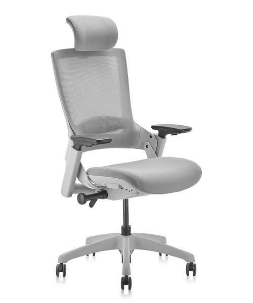 Clatina Mellet Adjustable Ergonomic Swivel Executive Chair With Headrest $229.49