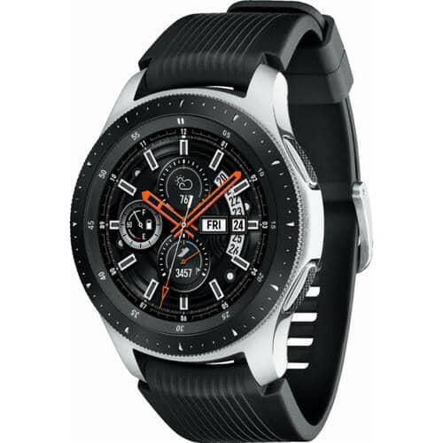 Samsung SM-R800NZSCXAR-RB Galaxy Watch 46mm Silver - Certified Refurbished - $99.99 + Free Shipping