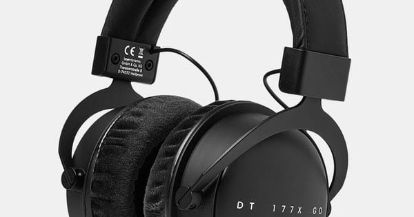 Massdrop X Beyerdynamic DT 177X Go Headphones - $360 + Free Shipping