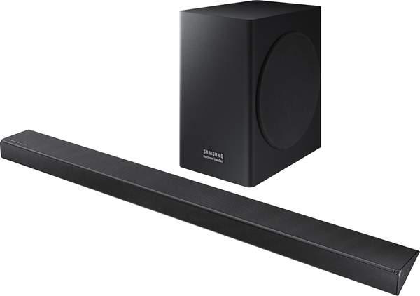 Samsung Harman Kardon 5.1 Soundbar HW-Q60R/ZA w/ Wireless Subwoofer - $369 + Free Shipping