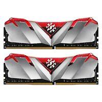 XPG GAMMIX D30 Desktop Memory Series: 16GB (2x8GB) DDR4 3000MHz CL16 Black $56.99 + FS