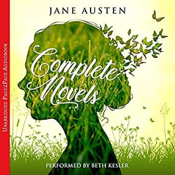 Jane Austen - Complete Novels, Amazon Audiobook $0.99 (Kindle available for $.49)