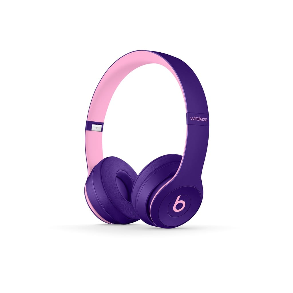 Beats Solo3 Wireless On-Ear Headphones Pop Violet (New) $161 + Free Shipping $161.1