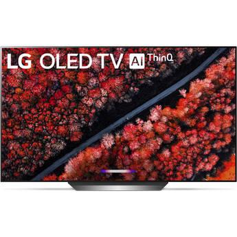 """LG OLED77C9PUB C9 Series 77"""" 4K Ultra HD Smart OLED TV (2019) for $3749 + Free Shipping"""